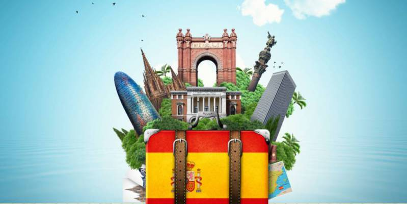 News: Fewer Dutch and Belgian tourists to Spain
