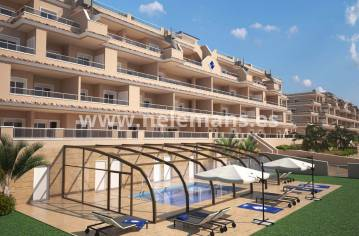 Nouvelle construction - Apartment/Flat - Orihuela Costa - Villamartin
