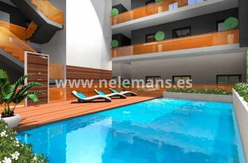 Nouvelle construction - Apartment/Flat - Torrevieja