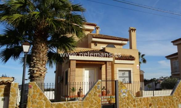 Detached Villa - Resale - San Miguel de Salinas - Torrestrella