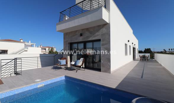 Detached Villa - New Build - Daya Nueva - Daya Nueva - Town