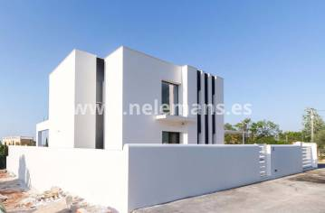 New Build - Detached Villa - Denia