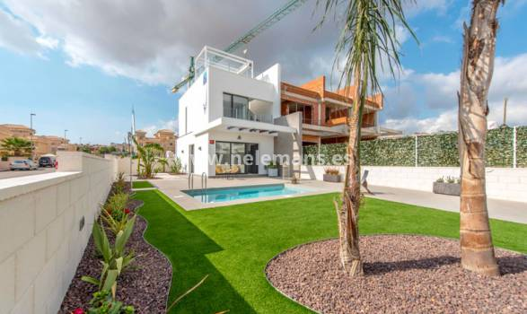 Townhouse - New Build - Orihuela Costa - Villamartin