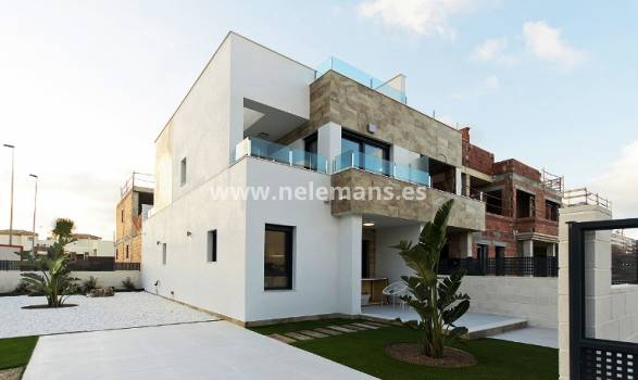 Townhouse - Nouvelle construction - Orihuela Costa - Villamartin