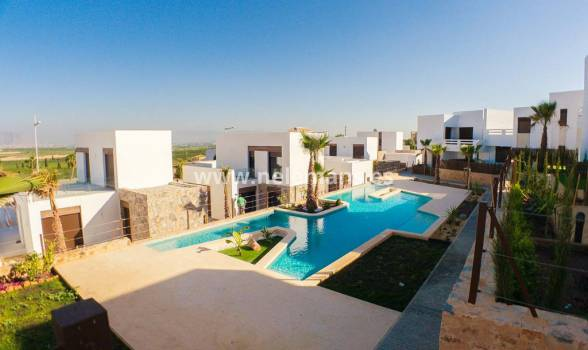 Apartment/Flat - Nouvelle construction - Algorfa - La Finca Golf