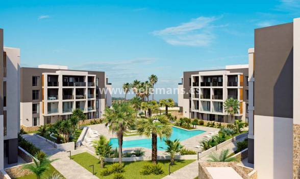 Apartment/Flat - Nouvelle construction - Orihuela Costa - Villamartin