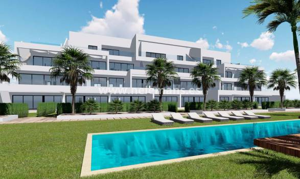Apartment/Flat - New Build - San Miguel de Salinas - Las Colinas Golf