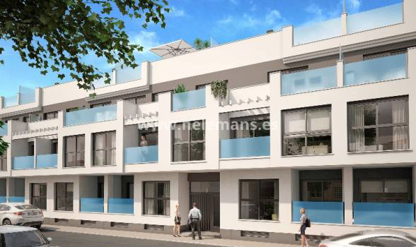 Apartment/Flat - Nouvelle construction - Torrevieja - Torrevieja - Centre