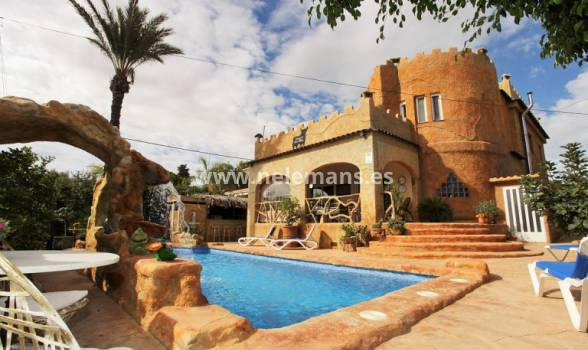 Detached Villa - Resale - Orihuela Costa - Lomas de Cabo Roig