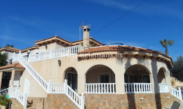Detached Villa - Reventa - San Miguel de Salinas - San Miguel - Country