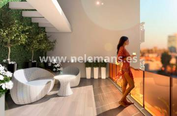 Nouvelle construction - Apartment/Flat - Torrevieja - La Mata
