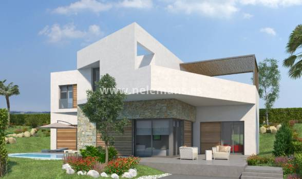 Detached Villa - New Build - Finestrat - Finestrat - Town