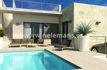 Nouvelle construction - Semi Detached - Daya Vieja