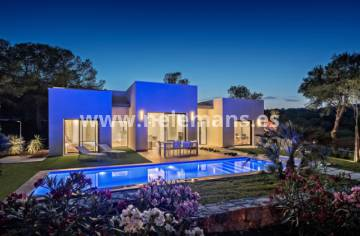 Nieuwbouw - Detached Villa - Las Colinas Golf Resort