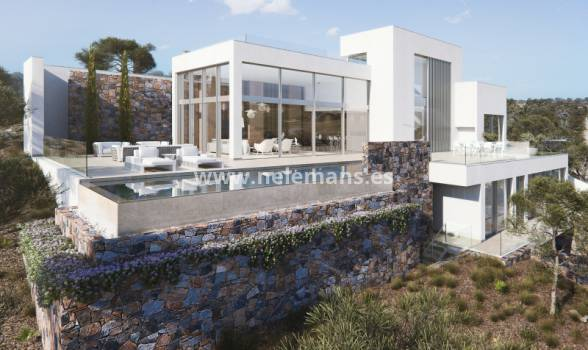 Detached Villa - Nieuwbouw - Las Colinas Golf Resort - Las Colinas Golf Resort