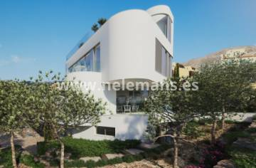 New Build - Detached Villa - Finestrat