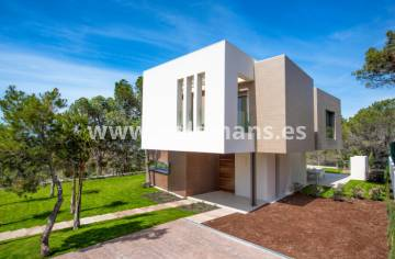 Nouvelle construction - Detached Villa - Finestrat