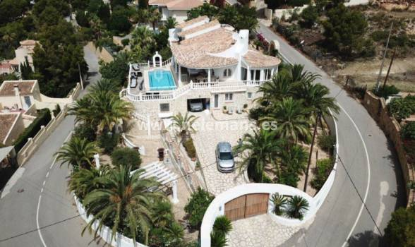 Detached Villa - Reventa - Altea - Altea