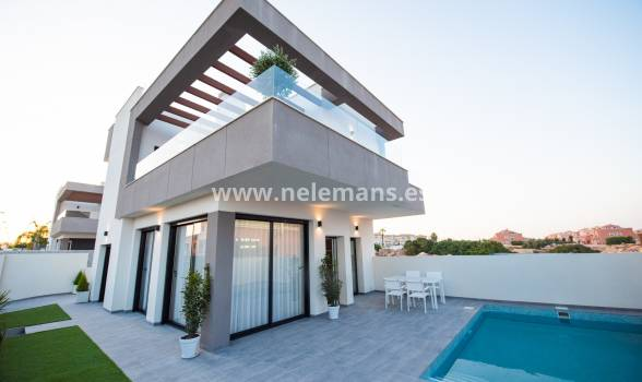 Detached Villa - Nieuwbouw - Los Montesinos - La Herrada