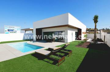 Nouvelle construction - Detached Villa - Benijofar - Benijófar