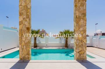 New Build - Detached Villa - La Mata - Torre del Moro