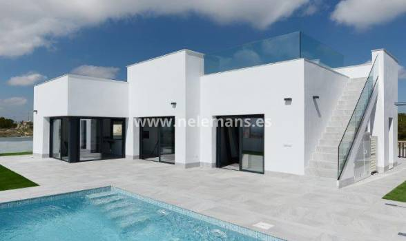 Detached Villa - New Build - Quesada - Lo Pepin