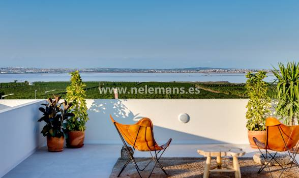 Apartment - Nouvelle construction - Torrevieja - Los Balcones