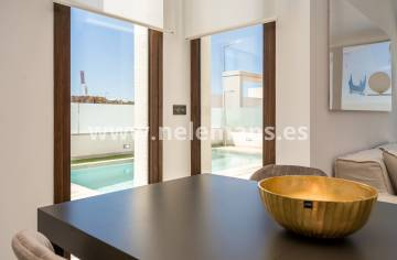 New Build - Detached Villa - Torrevieja - Los Balcones