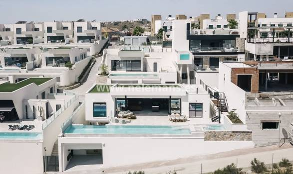 Detached Villa - Nouvelle construction - Ciudad Quesada - Pueblo Lucero