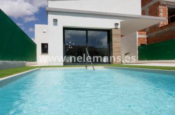 Nouvelle construction - Detached Villa - Heredades - Heredades - Village