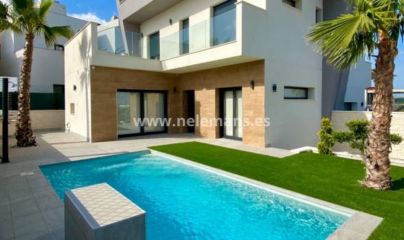 Detached Villa - New Build - Benijofar - Benijófar