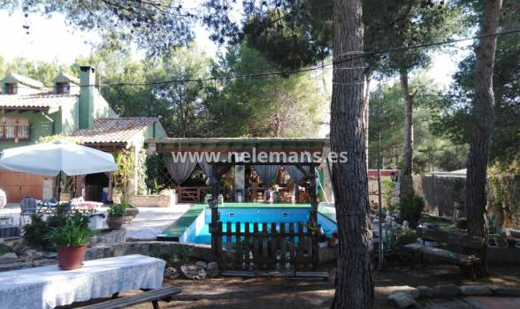 Country Property - Resale - Tibi - Tibi