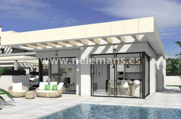 New Build - Detached Villa - Los Montesinos - los montesinos