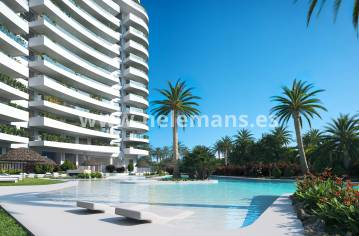 New Build - Apartment - Canet d'En Berenguer