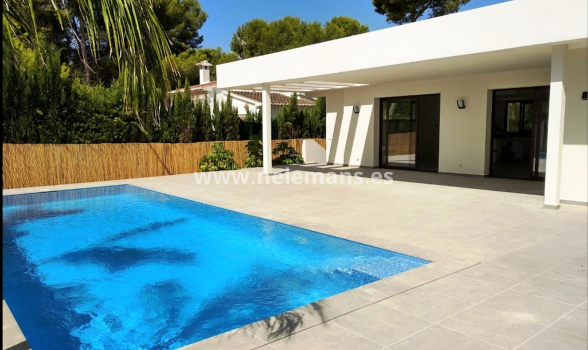 Detached Villa - Reventa - Moraira - Moraira