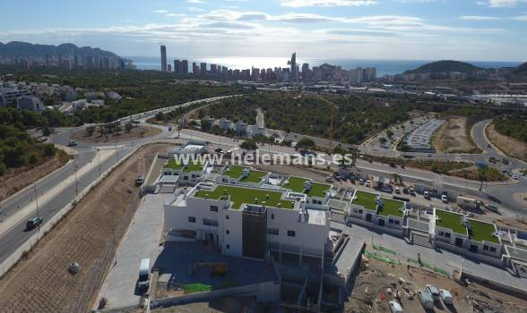 Apartment - New Build - Benidorm - Finestrat